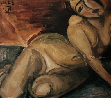 Nude 1923