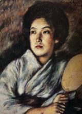 Portrait of a Woman 1917